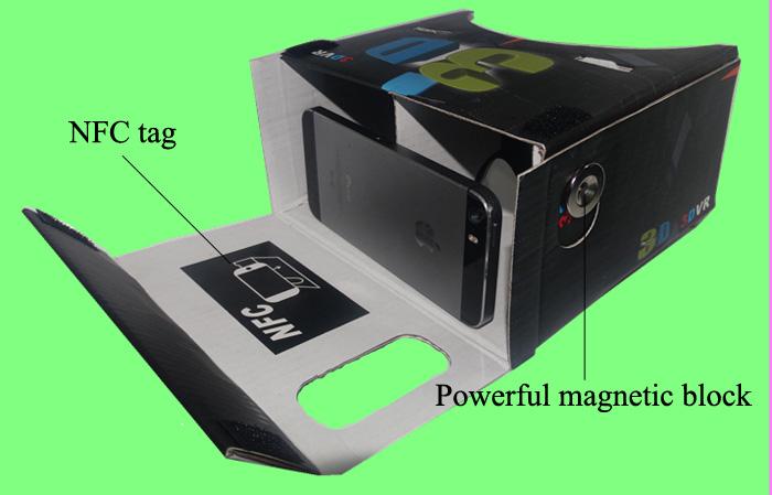DIY Pudełko imitujące małe kino 3D dla smartfonów @ GearBest