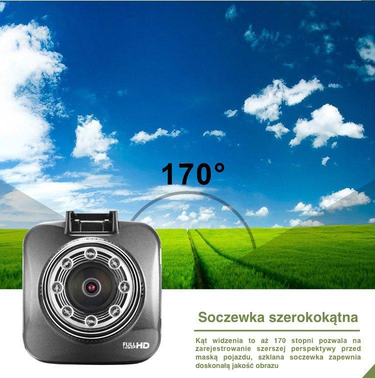 Kamera samochodowa/rejestrator jazdy XBLITZ FULL HD GO za 289zł z darmową dostawą @ Morele