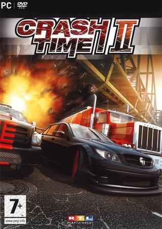 0,5 miliona DARMOWYCH kluczy Steam - Crash Time II @ VG247