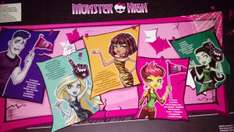5 lalek monster high