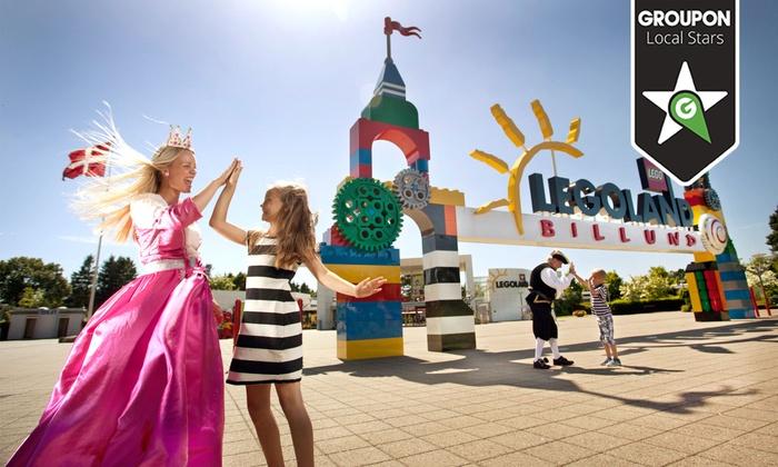Bilety rodzinne do LEGOLANDU (Billund, Dania) do 52% taniej @ Groupon