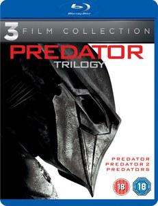 Trylogia Predator na Blu-ray ~ 40zł @ Zavvi