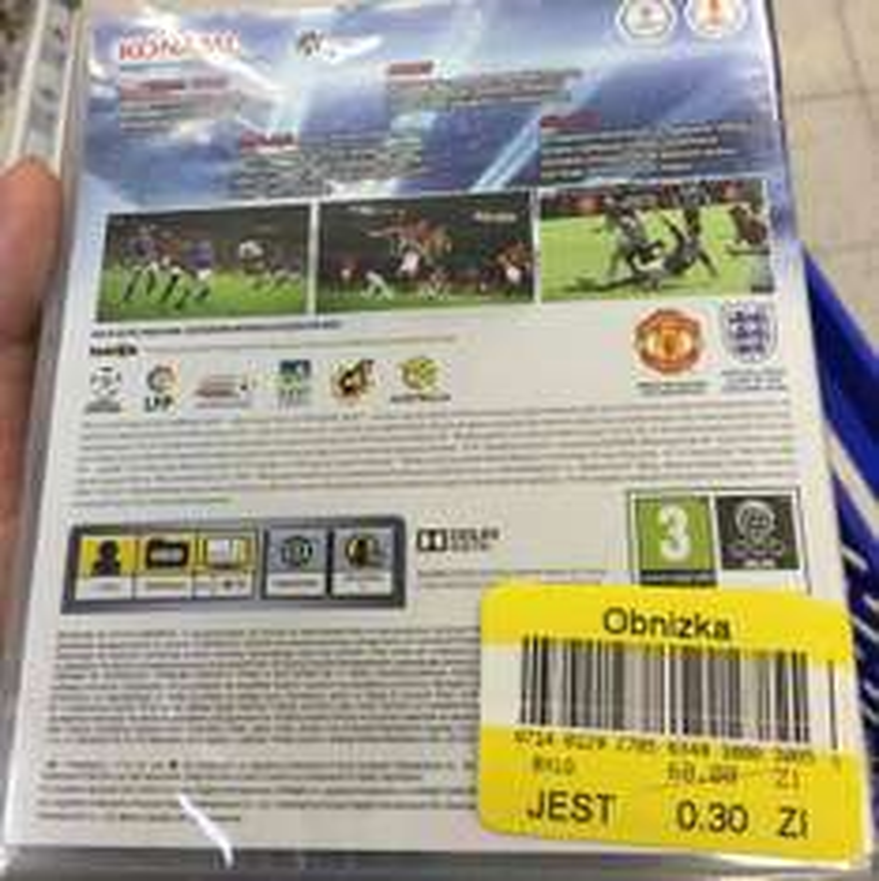 PES 2014 (PS3)