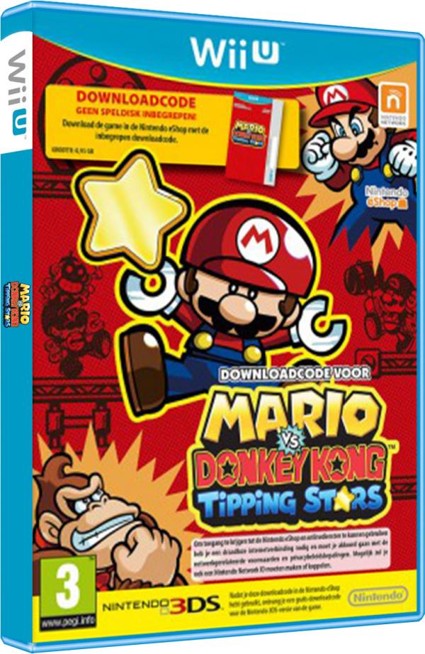 Mario vs Donkey Kong: Tipping Stars WII U PROMOCJA DO GODZINY 24!!!