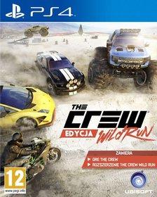 The Crew: Run Edition [Playstation 4/Xbox One] za 99,99zł z darmowym odbiorem @ Empik