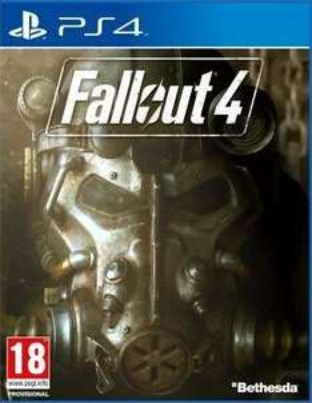 Fallout 4 [PC - 89,99zł, Xbox One/Playstation 4 -129,99zł] @ Empik
