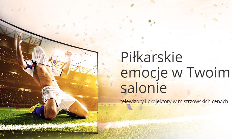 """Telewizory taniej do 500 zł 32""""-75"""" @ satysfakcja.pl na #Euro"""