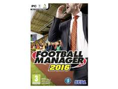 Football Manager 2016 [PC] za 49,99zł @ Tesco