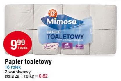 Papier toaletowy, 16 rolek za 9,99 zł @ E.Leclerc