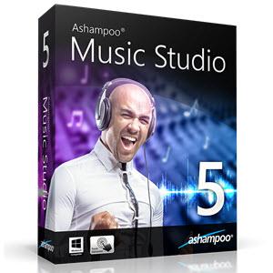 Ashampoo Music Studio 5  za DARMO @ topwaresale.com