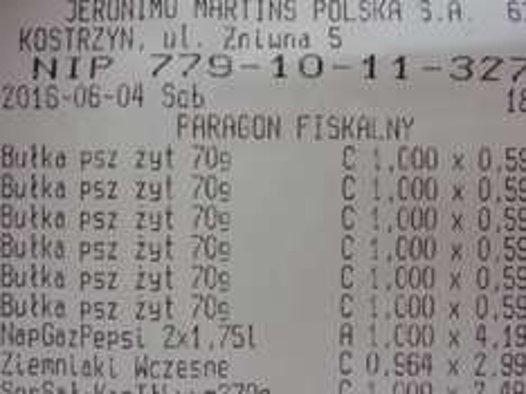 Dwupak pepsi 1,75l za 4,19PLN @Biedronka
