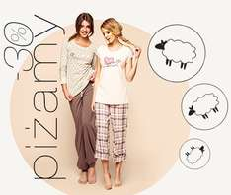 30% rabatu na piżamy @ La Vantil