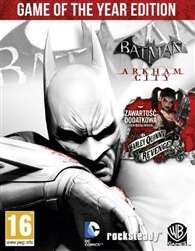 Batman Arkham City GOTY za 20PLN @Start2Play