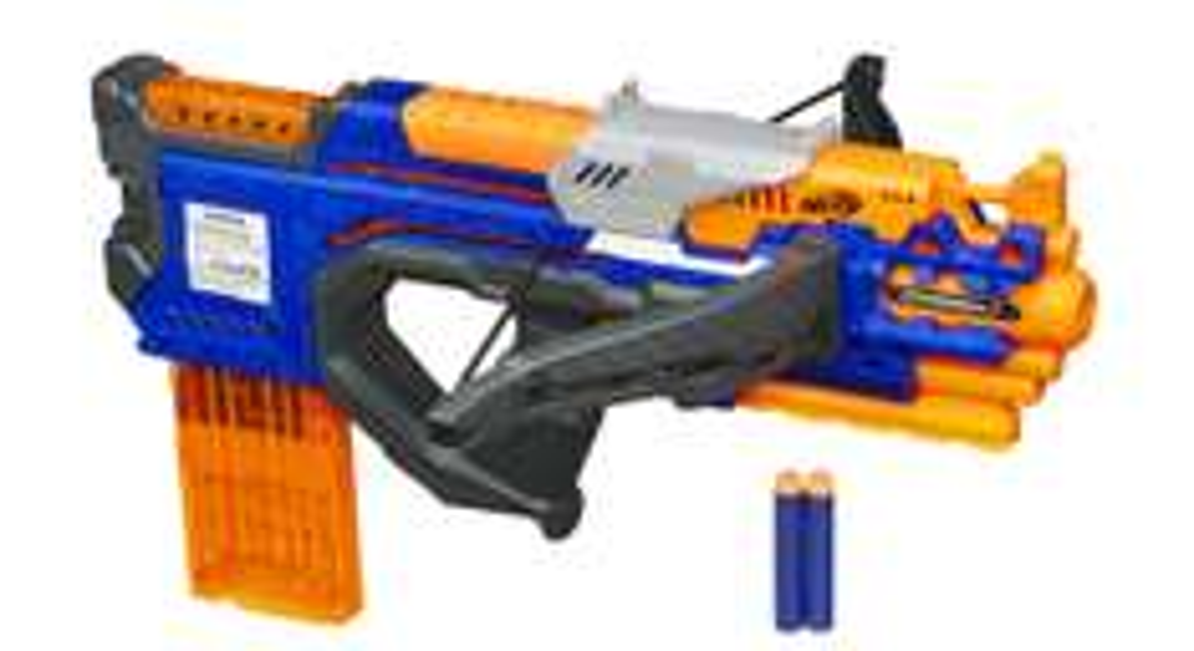 NERF N-Strike Elite Crossbolt taniej 40% + tarcza gratis @ Satysfakcja