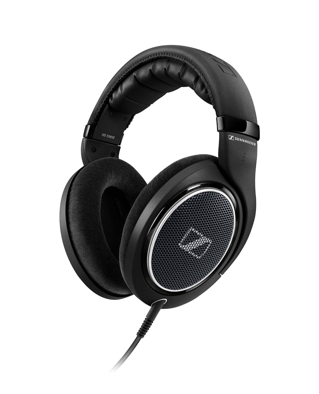 Słuchawki Sennheiser HD598SE za 526zł z dostawą do Polski @ Amazon.fr