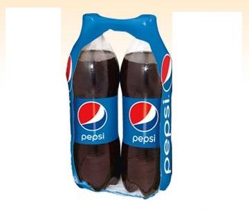 Pepsi 2x1,75 L , rozne smaki, 1,20zł/L  @Biedronka