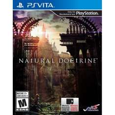 Natural Doctrine (PS Vita) za ok. 128 zł @ Play-Asia
