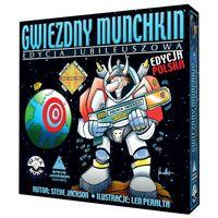 Gwiezdny Munchkin - Edycja Jubileuszowa (Polska wersja językowa) za 53,57zł @ Wersalik
