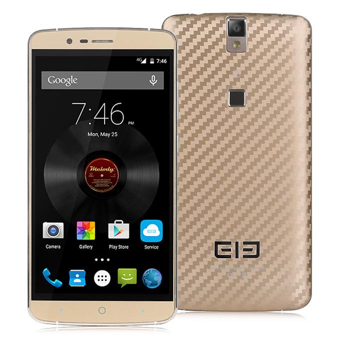 """Elephone P8000 / 4165mAh / 5,5"""" - Złoty"""