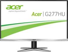 "Monitor Acer 27"" (LED, WQHD, 16:9, 1 ms) za ok. 1215zł @ Amazon.de"