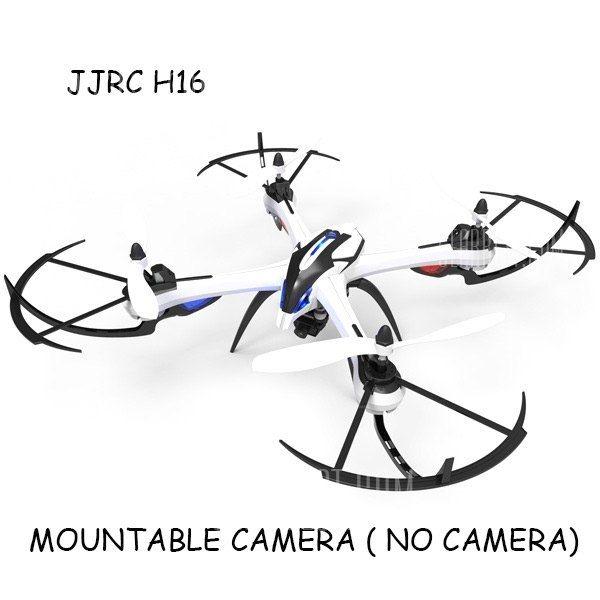 Dron JJRC H16 YiZhan Tarantula X6 za ~155zł (uniesie kamerę Xiaomi YI!) @ Banggood