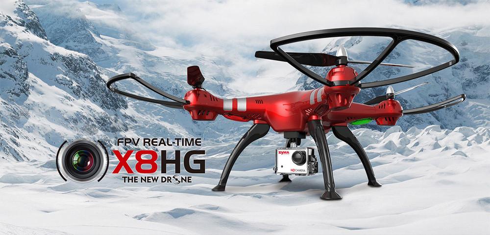 Świetny dron Syma X8HG z kamerą FullHD za około 393 zł @ GearBest