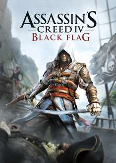 Assassins Creed IV Black Flag gra PC oraz Season Pass za 10,75 zł @ Uplay