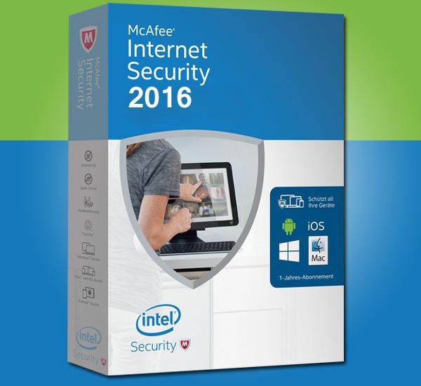 McAfee Internet Security za darmo na pół roku