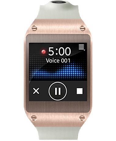 Smartwatch Samsung Galaxy Gear przeceniony z 649 na 499 złotych ze specjalnym kodem rabatowym na www.euro.com.pl