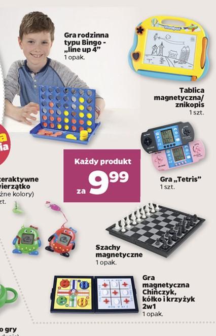 Zabawki/gry dla dzieci za 9,99zł @ Netto