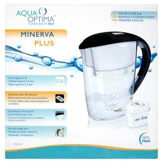 Dzbanek filtrujący do wody Aqua Optima Minerva Plus za 27,49zł @ Tesco