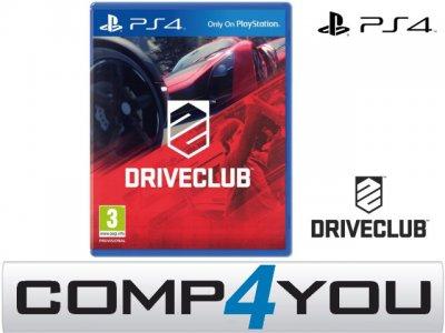 Drive Club PL PS4 pudełko w folii - bardzo dobra ścigałka na konsole - przesyłka 4zł
