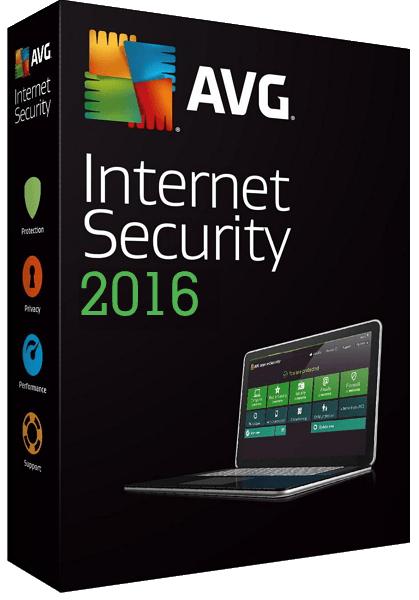 AVG Internet Security 2016 za darmo (licencja - 6 miesięcy) @ Shareware On Sale