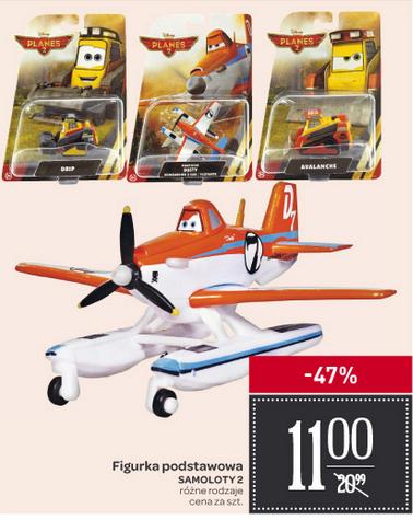 """Figurka podstawowa z bajki """"Samoloty2"""" za 11zł @ Carrefour"""