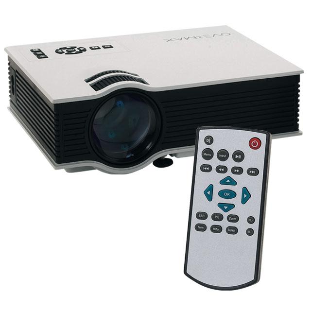 Projektor Overmax MultiPic 2.2 za 450zł + bon na zakupy o wartości 100zł @ Intermarche