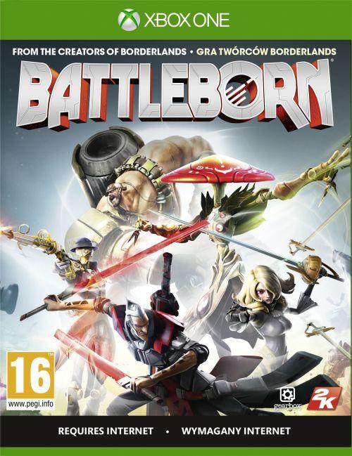 Battleborn + DLC [Xbox One/Playstation 4] za 107,99zł z dostawą @ Muve
