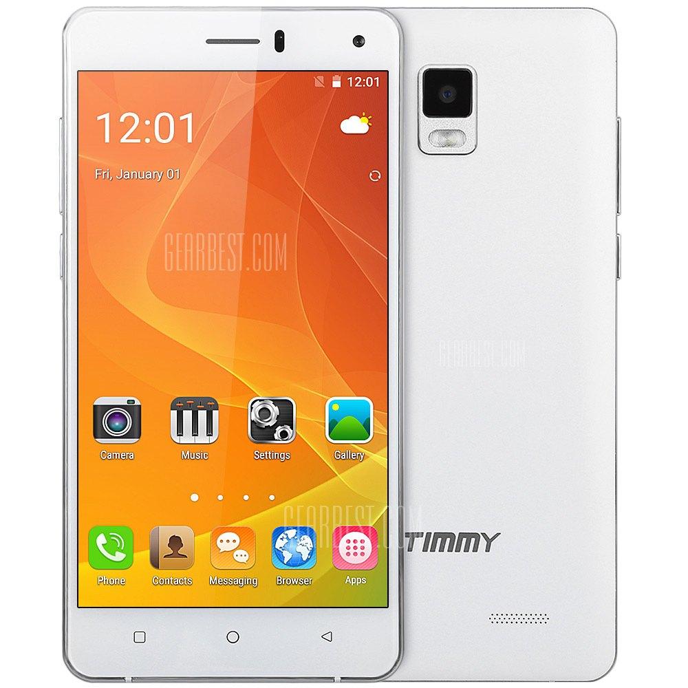Timmy M13 Pro 3G Smartphone @ Gearbest /z cashback za 166zł