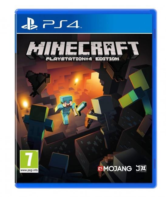 Minecraft PS4 60zł