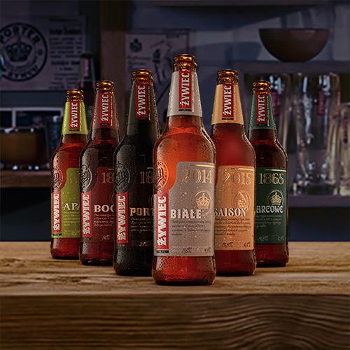 Piwo za darmo, dowolny wariant Żywca, każdy sklep w Polsce