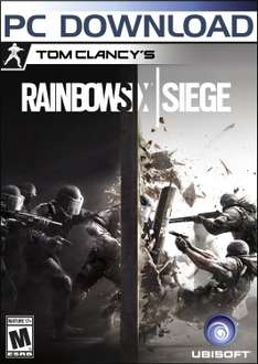 Tom Clancy's Rainbow Six Siege [PC, Uplay] za 60zł @ Amazon.com