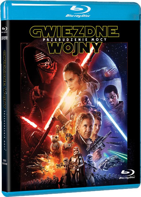 Gwiezdne Wojny: Przebudzenie Mocy (Blu-Ray) za 50,99zł @ cdp.pl