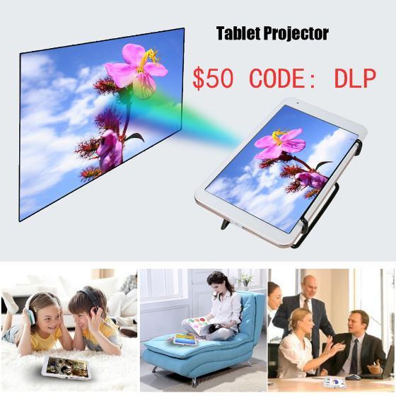 Q888 Tablet -tablet i projektor w jednym