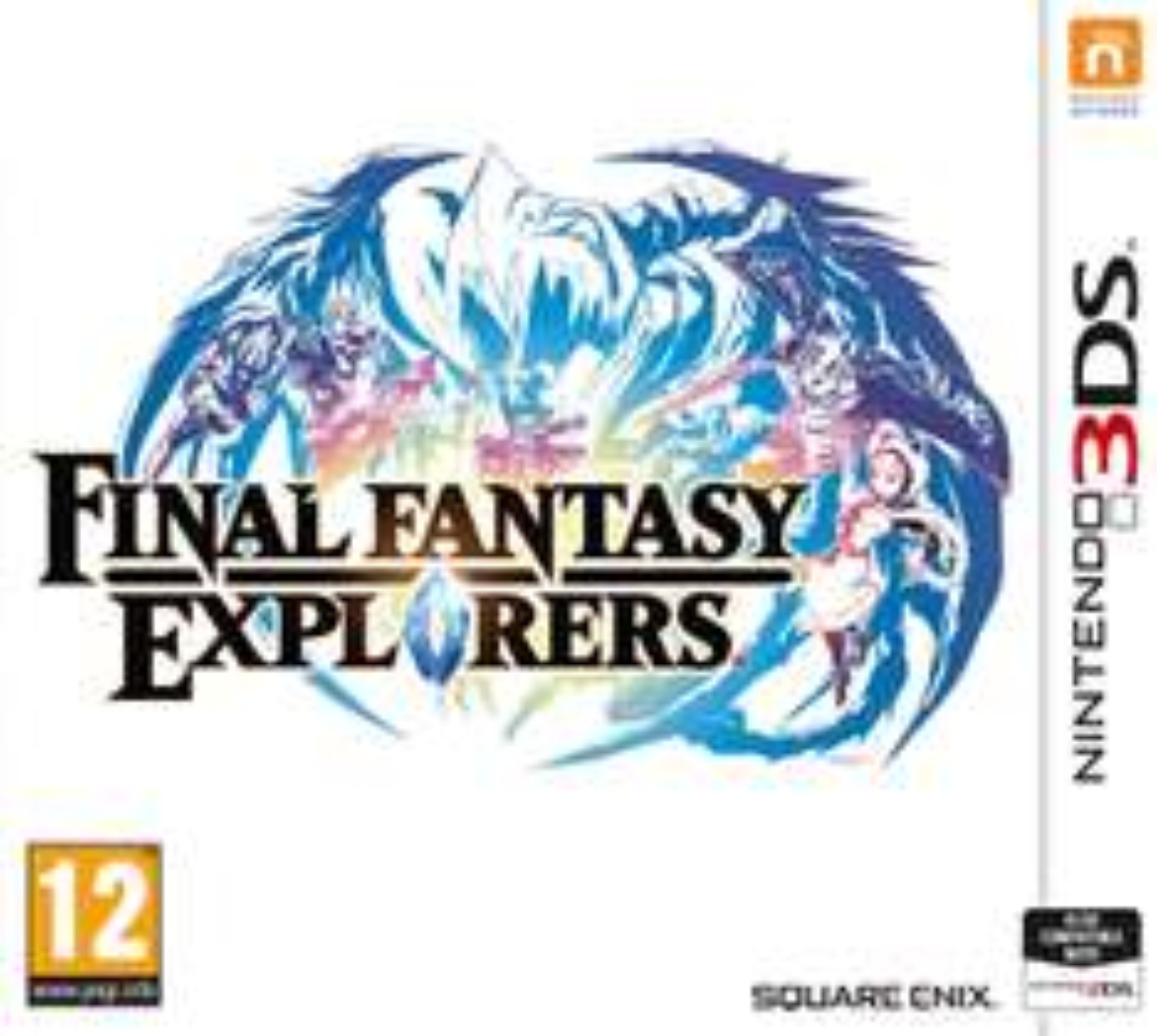Final Fantasy Explorers (Nintendo 3DS) za ok .127zł @ Amazon.uk