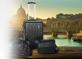 Wydaj 100zł, aby kupić walizki, torby portfele itp. Bugatti do 71% taniej @ Kaufland