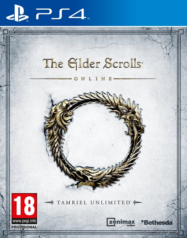 The Elder Scrolls Online: Tamriel Unlimited [Playstation 4] za 67zł z wysyłką @ GramTanio
