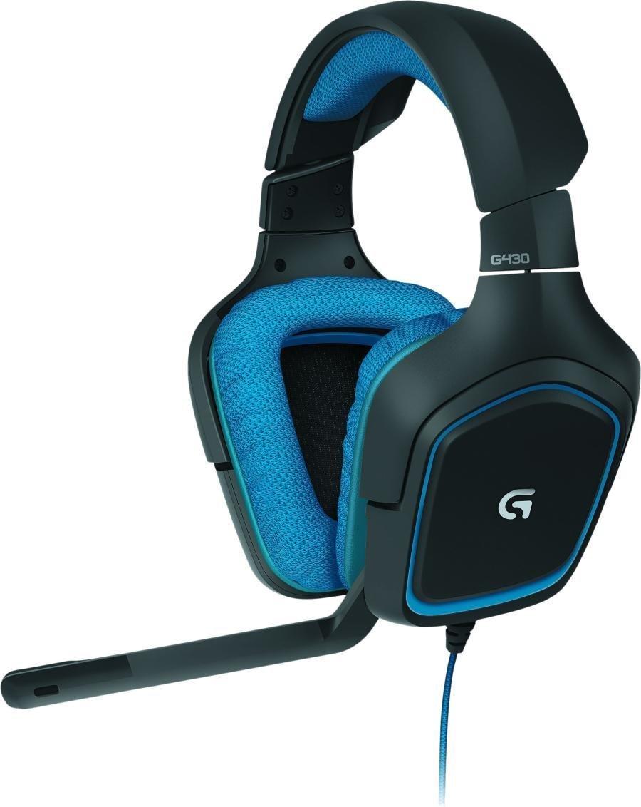 Słuchawki Logitech G430 za ok. 230zł @ Amazon.de