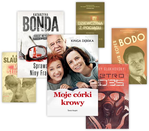 Darmowy e-book od Legimi @ Paczkomaty InPost