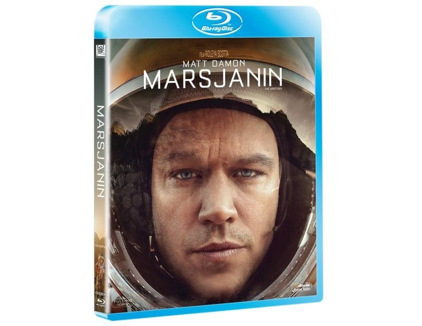 Marsjanin (Blu-Ray) za 39,99zł @ Media Markt