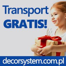 DZIEŃ TATY! darmowa WYSYŁKA na cały asortyment do 30 Czerwca: www.decorsystem.com.pl