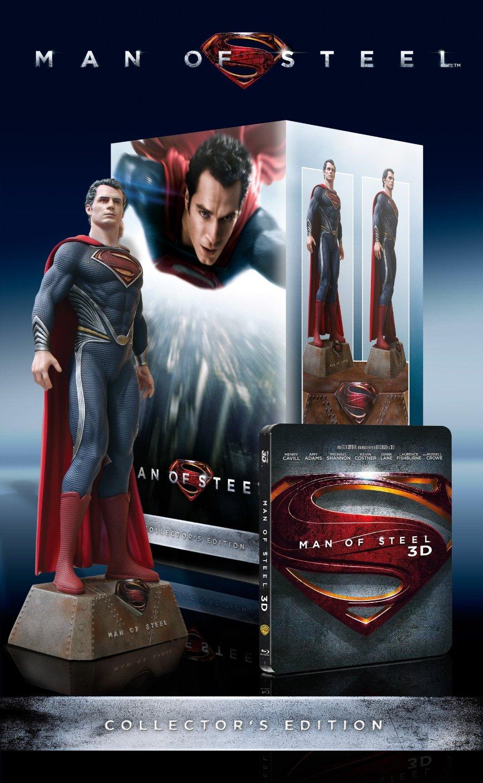 Man of Steel - edycja kolekcjonerska za ok. 160zł @ Amazon.fr